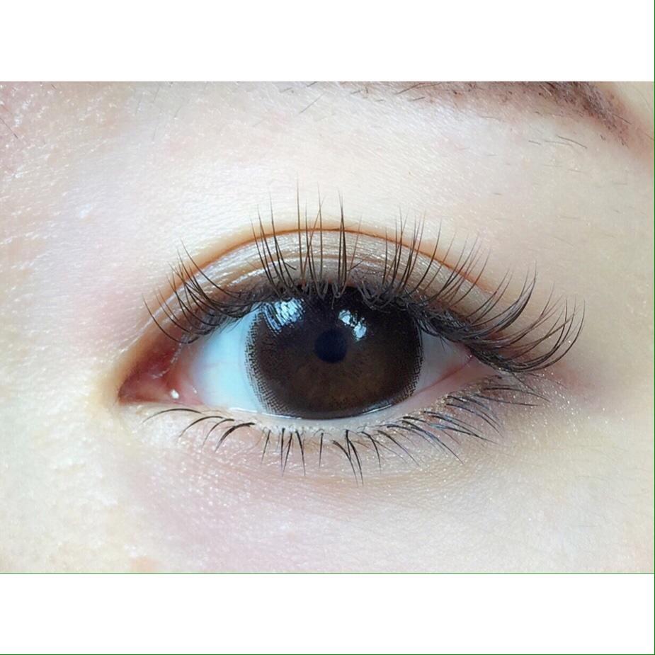 目力×透明感eye